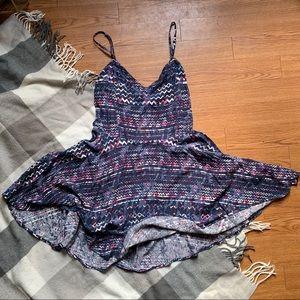 AEROPOSTALE Aztec print dress